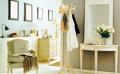 Ideas como decorar la zona de entrada paperblog - Como decorar una entrada ...