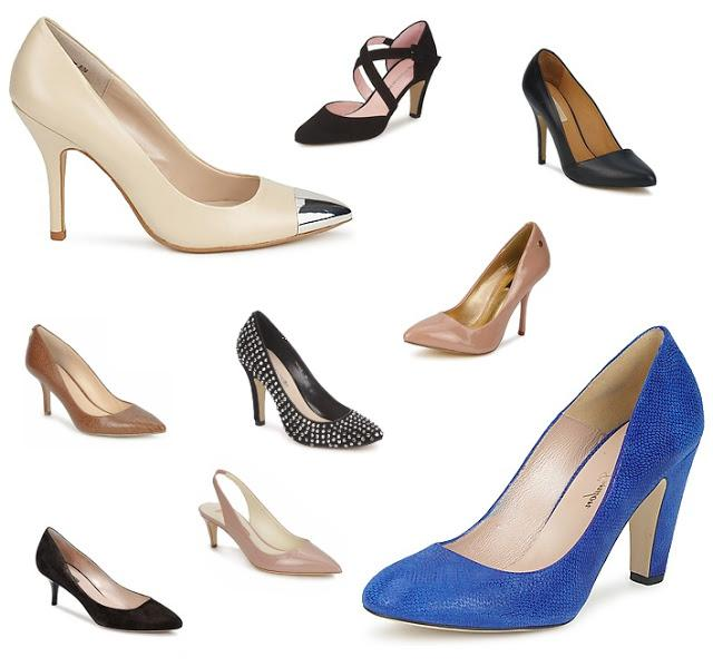 Zapatos de punta street style collage paperblog - Zapatos collage ...