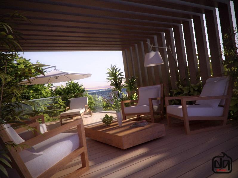 Terrazas de dise o paperblog - Diseno de porches y terrazas ...