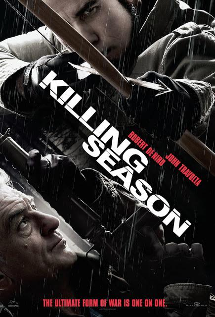 'Killing Season', el duelo entre Robert DeNiro y John Travolta