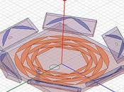 Mejoran rendimiento batería celulares antenas fractales