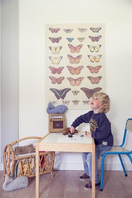 Ambientes que inspiran para niños