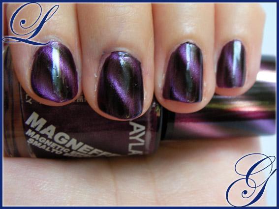 ideas para decorar tus uas magnetic nail
