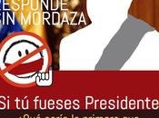 fueses presidente, ¿Que arias?