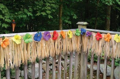 decorado para fiestas de verano