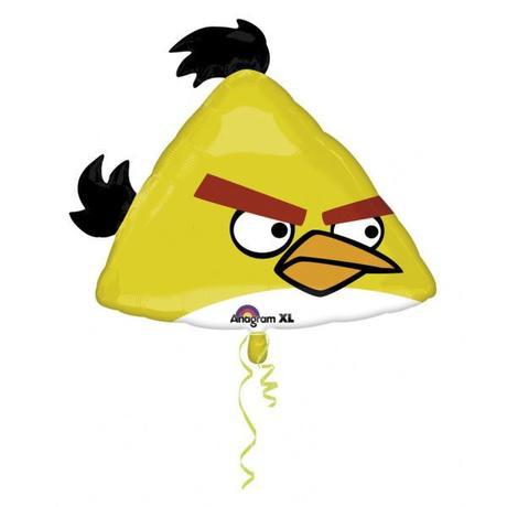 globo para fiestas Angry Birds