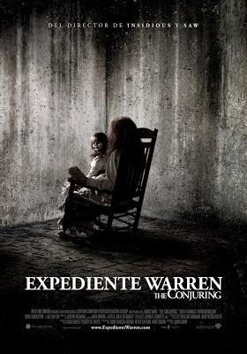 Expediente Warren: The Conjuring primer TV Spot