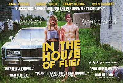 In the House of Flies nuevo impresionante poster