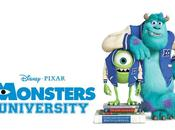 Cine infantil: Monstruos University
