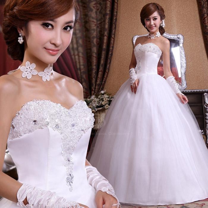 Vestidos de novia mas elegantes