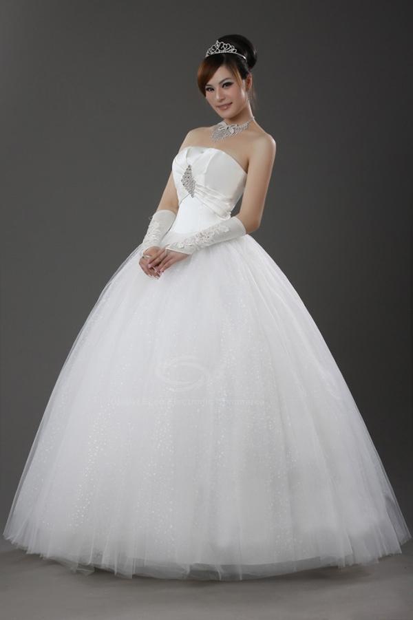 Vestidos de novia estilo princesa. FOTOS