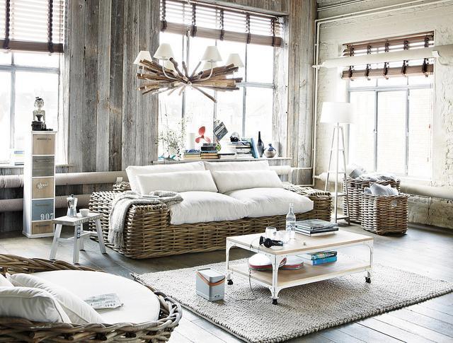inspiraci n deco estilo provenzal paperblog. Black Bedroom Furniture Sets. Home Design Ideas