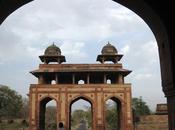 Viaje India: palacio Fatehpur Sikri
