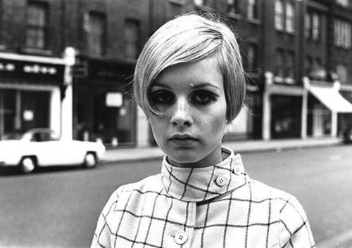 Twiggy, eternal icon