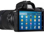 Galaxy Camera Samsung Imagina cámara Android