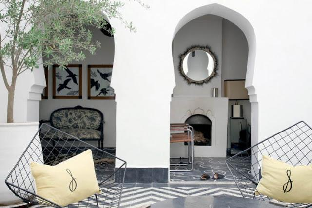decoracion de patios interiores rusticos : decoracion de patios interiores rusticos:patios interiores – Paperblog