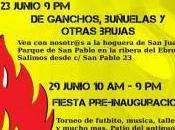 Fiestas Gancho 2013 Luis Buñuel