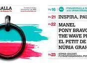 Manel, Pony Bravo Wave Pictures encabezan Foramuralla 2013