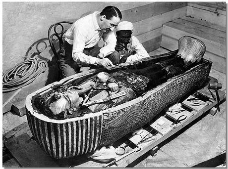 El Anillo Atlante ¿Fabricado en Atlantis? ¿Descubierto en Egipto?