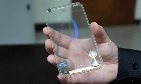Celulares del Futuro...... Ya es una realidad!!!