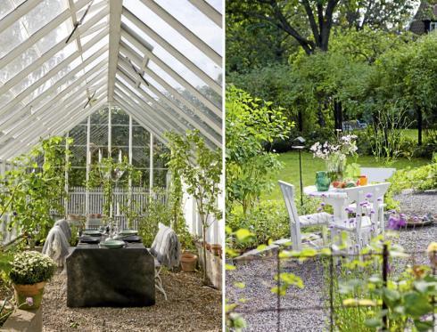 Un jard n con encanto paperblog - Pequenos jardines con encanto ...