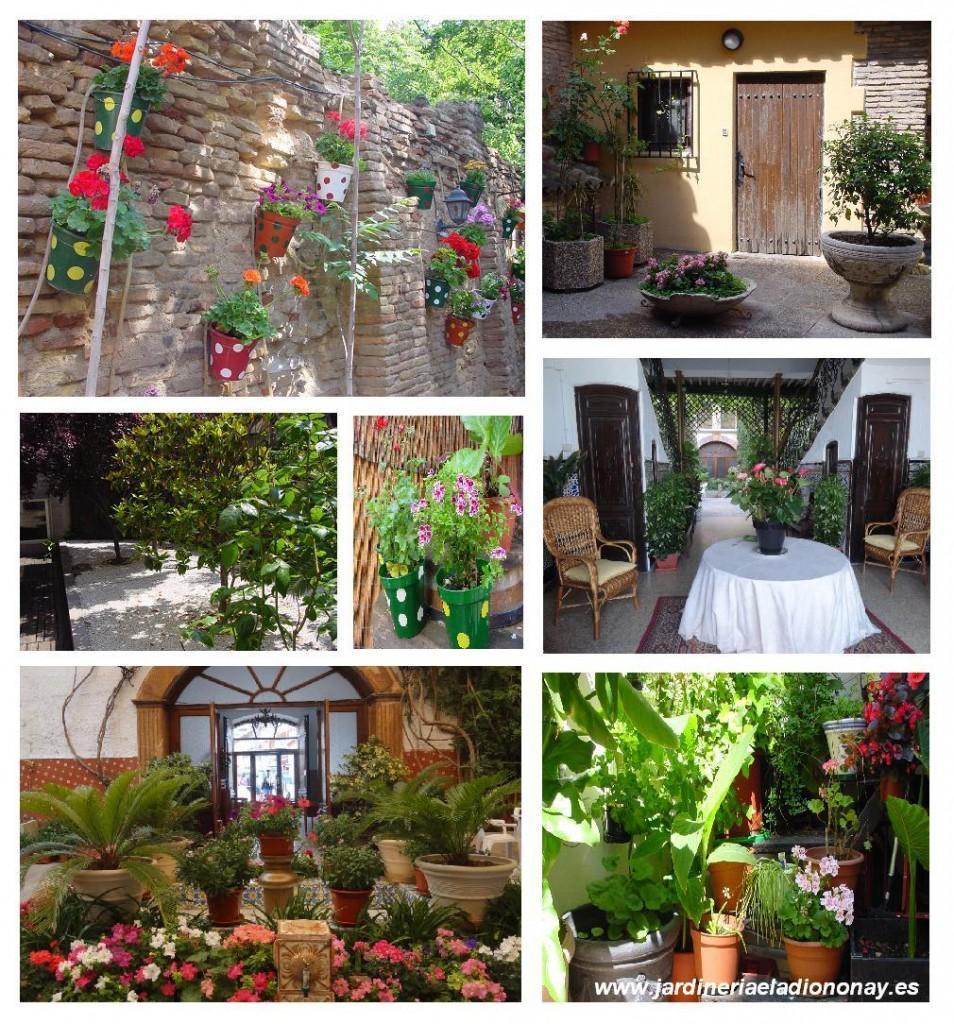 Decoraci n de patios y terrazas paperblog for Adornos para paredes de patios