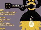 Conciertos acústicos Rin: Raemon, Ainara Legardon, Eric Fuentes, Egon Soda, Za!...