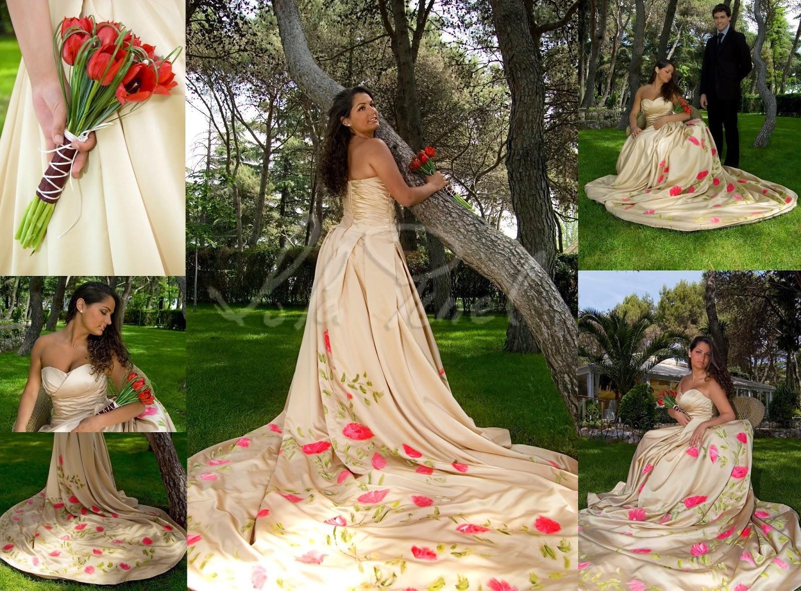 Vestidos de novia Lola Pinel