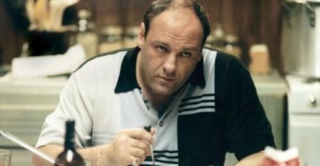 Tony Soprano Gandolfini