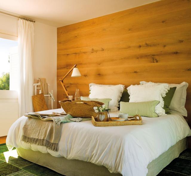 Revestimientos si las paredes hablaran paperblog - Paredes para dormitorios ...