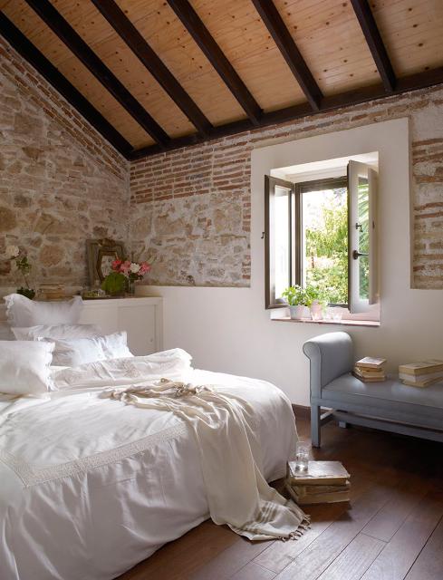 Revestimientos si las paredes hablaran paperblog - Piedra artificial para interiores ...