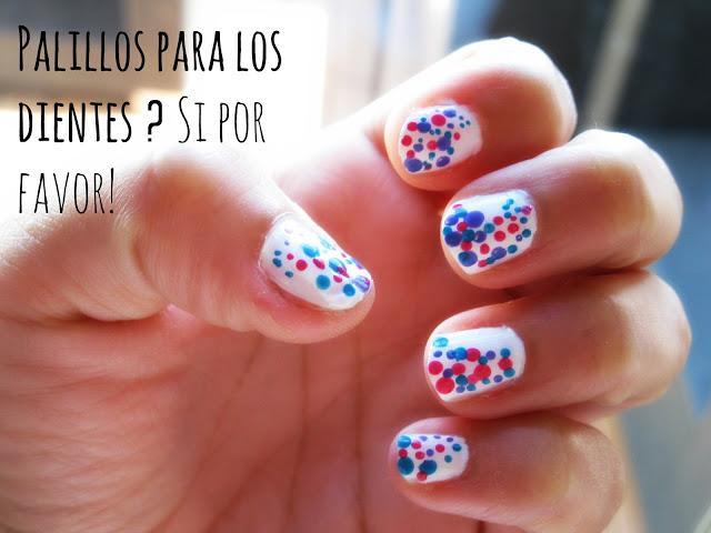 Pinta tus uñas, 2 Ideas fáciles! - Paperblog