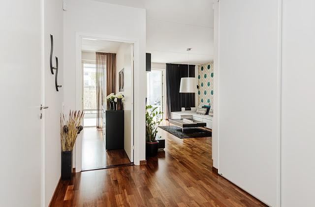 Un elegante apartamento en estocolmo paperblog - Apartamentos en estocolmo ...