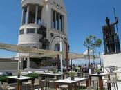 Azotea Círculo restaurante Tartan Roof: cielo Madrid gintonic cena)