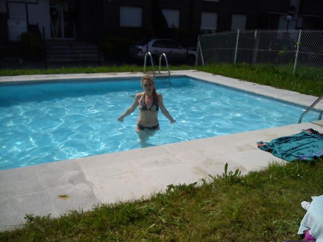 Sol y piscina por f n paperblog - Gafas piscina decathlon ...