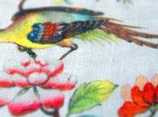 Unos pájaros nuevos vida Zara home