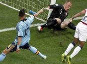 España intentará ante Ghana sellar pase octavos final