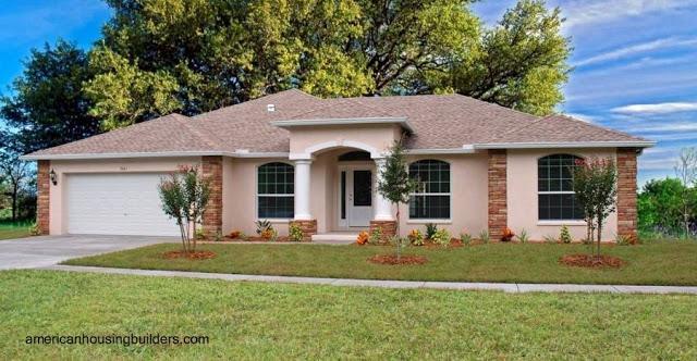 Sobre las casas de estilo americano paperblog - Casas estilo americano ...