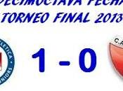 Argentinos Juniors:1 Colón:0 (Fecha 18°)