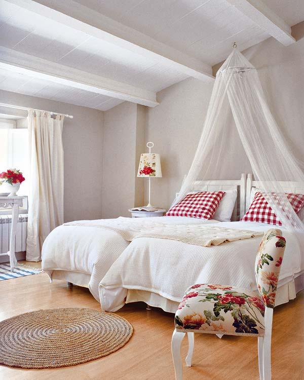 Mosquiteras para el verano paperblog - Mosquiteras para cama ...