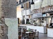 Khotinsky Dordrecht, vintage industrial bistro Holandes
