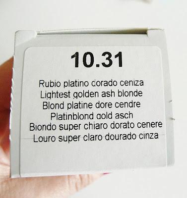 Tinte para pelo rubio para aplicar en casa tahe paperblog - Rubio platino en casa ...