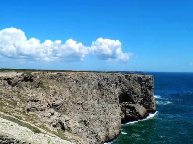 Algarve mayo de 2013 cabo de san vicente paperblog - Cabo san vicente portugal ...