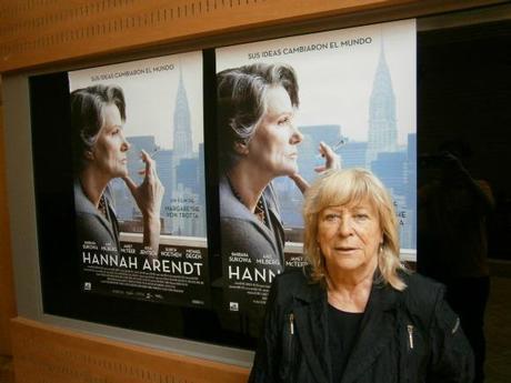 Entrevistamos a Margarethe von Trotta, directora de 'Hannah Arendt':