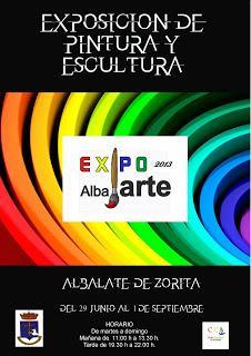 EXPOSICIONES: Expo AlbaArte 2.013