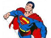 hombre acero. Exagerado espectáculo encontramos verdadero Superman