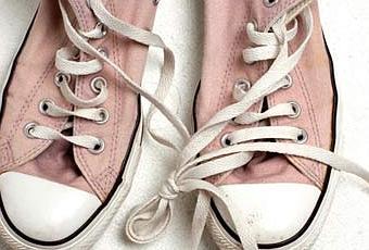 zapatillas converse rosa palo