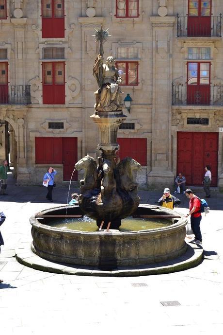 Visit to Santiago de Compostela