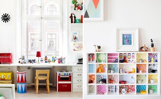10 ideas para decorar la habitaci n de tus hijos paperblog - Ideas para decorar la habitacion ...