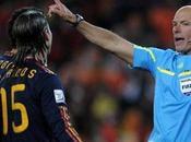 Howard Webb vuelve cruzarse camino España